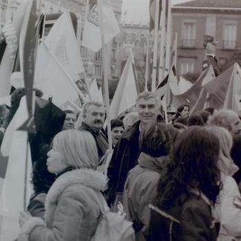 Cando Cedeira asulagou Madrid. 10 anos da manifestación de Nunca Máis