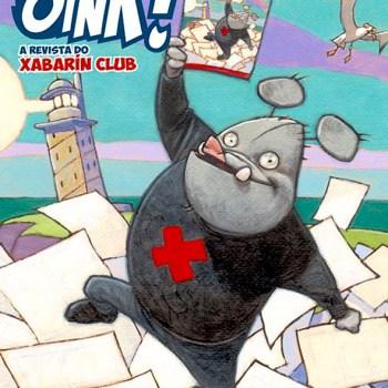 Oink ! Nace a revista do Xabarín