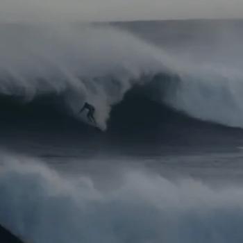 Tivi ou a teimosía na procura das ondas