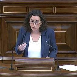 Marta Rovira non aparece no Supremo e anuncia nunha carta que vai para o exílio