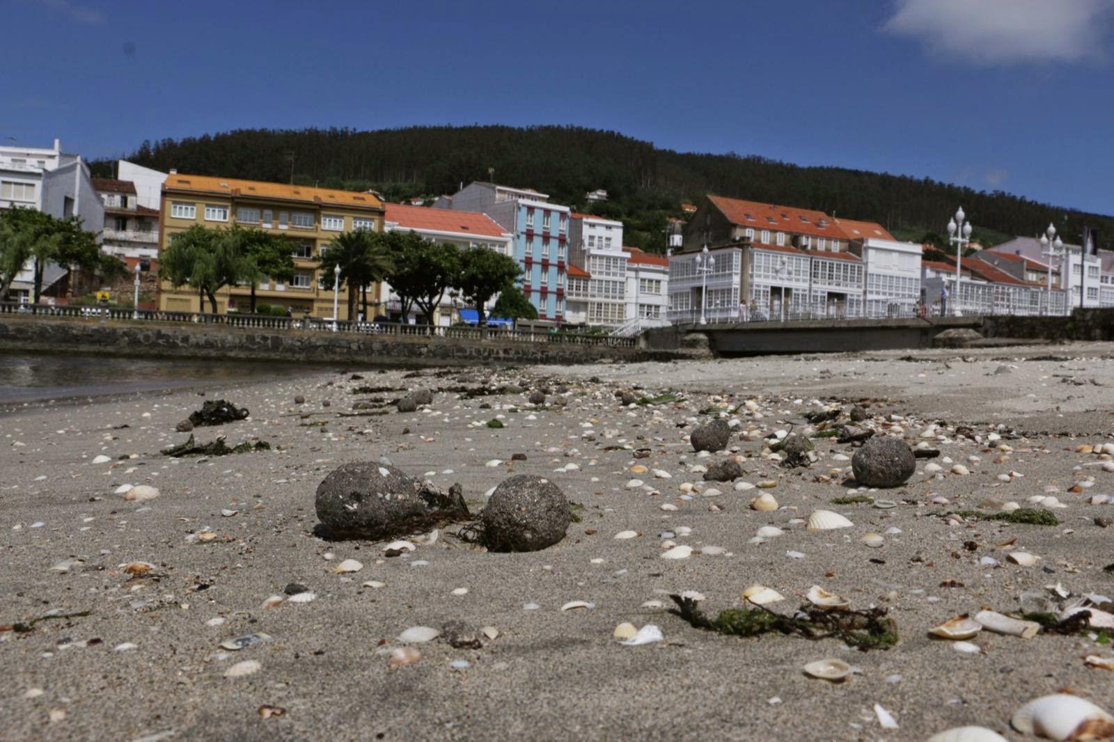 Un manifesto en defensa da calidade da auga, do rio Condomiñas, da praia da Madalena e da ria de Cedeira