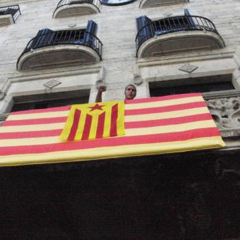 Os cataláns queren votar