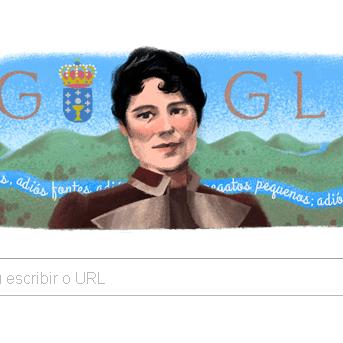 178 aniversario do nacemento de Rosalía de Castro