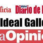 Os medios en castelán reciben nove veces máis cartos da Xunta cós xornais en galego