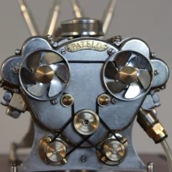 Patelo, o xenio galego da mecánica en miniatura