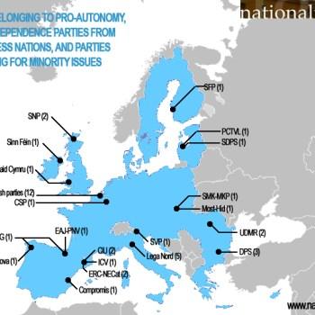 """Un """"non"""" para reiniciar Europa ou repetila"""