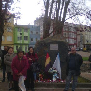 O goberno de Cedeira rende a primeira homenaxe aos represaliados polo franquismo
