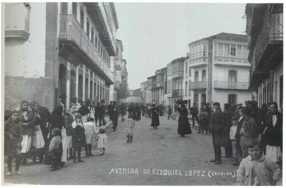 Rúa Ezequiel López