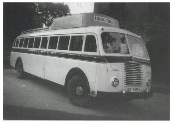 Autocarro Cedeira-Ferrol