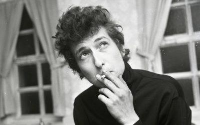 Dylan publica novo álbum