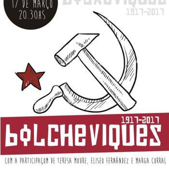 Bolcheviques/Bolxeviques (1917-2017) na Fundaçom Artábria