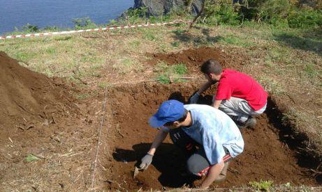 excavacions_Sarridal-CampodoCastro_cedeira_OLLAPARO