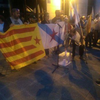Mar de Lumes fretará autobuses para a  manifestación do 16M en Madrid a favor do dereito de autodeterminación