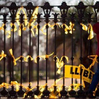 O prezo da violencia de Estado na Catalunya