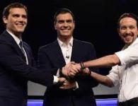 ¡Non, meu ruliño, non!: admonición de Sánchez a Iglesias.