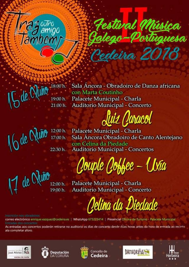 Um lugar para a língua no festival de música galego-portuguesa de Cedeira
