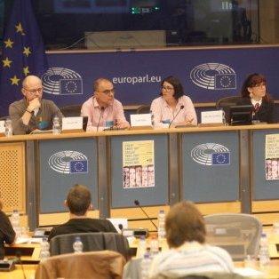 """A eurodeputada Ana Miranda denuncia na Comisión Europea a """"manipulación""""  e falta de pluralismo da CRTVG"""