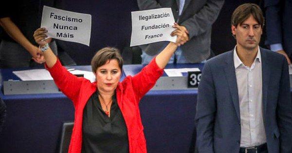 Parlamento Europeo aproba unha resolución para prohibir as fundacións que exalten  o fascismo
