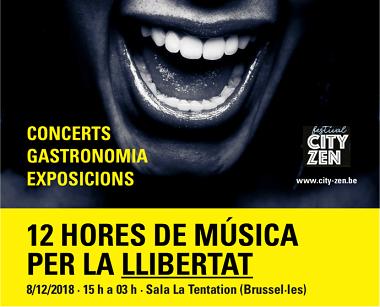 Xunta e Estado presionan ao Centro Galego de Bruxelas para suspender un festival catalá