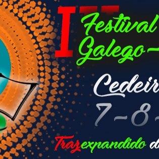 3º Festival de Música Galego-Portuguesa  'Traz Outro Amigo Também'
