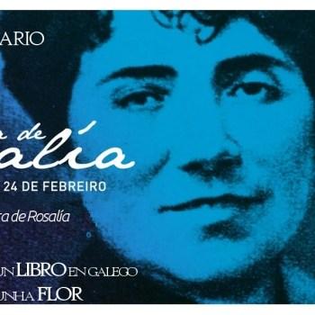 A rosa de Rosalía