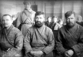 Russian Defendants Waiting To Confess