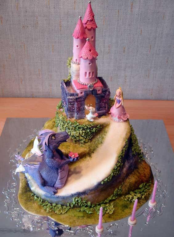 Торты на день рождения детям (Фото) » Сайт для детей и ...
