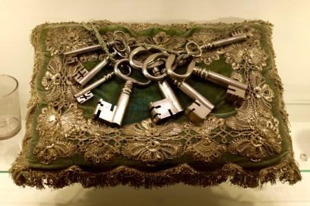 Ceremonial keys