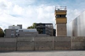 Preserved watchtower