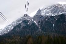Gondola to glacier