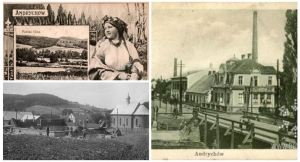 Old photos of Andrychow