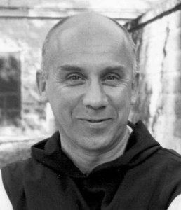 Face of Thomas Merton