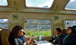11 perurail train