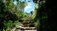 35 machu picchu hike mar staircase