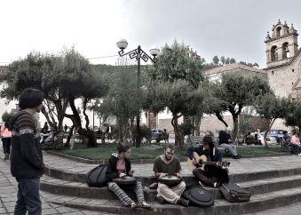 39 cusco street band