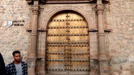 40 cusco gold door