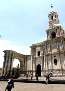 07 basílica catedral de arequipa