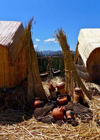 11 lake titicaca uros islands pots
