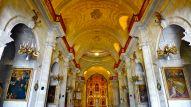 13 arequipa iglesia de la compañía inside