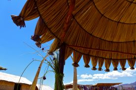 29 lake titicaca uros islands hut