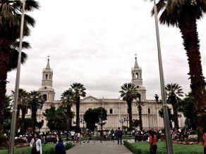 33 arequipa plaza de armas