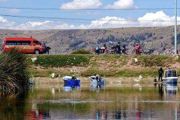 96 lake titicaca puno shore