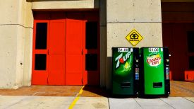 25 firehouse vending machines