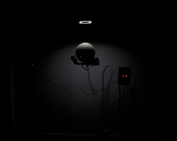 Godot Machine by Ollie Palmer