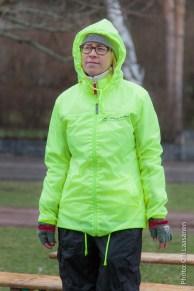 Lotta Ruokanen Helsingin kaupungin ympäristökeskuksesta oli yksi tilaisuuden taustavoimista.
