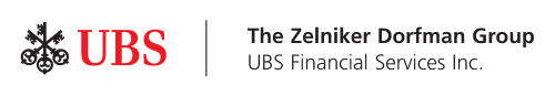 Logo of UBS Financial Services - The Zelniker Dorfman Group