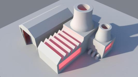 second factory render