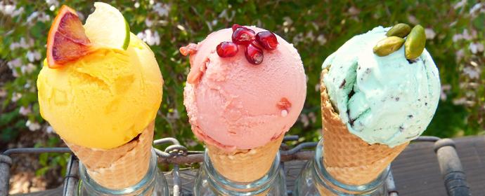 helados en casa
