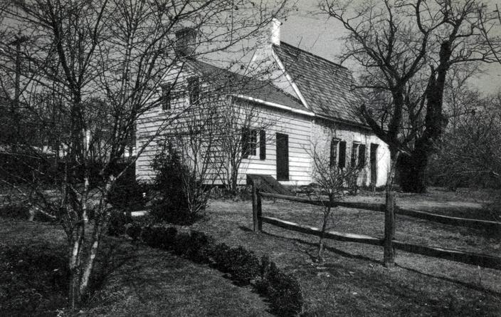 Billou Stillwell Perine House