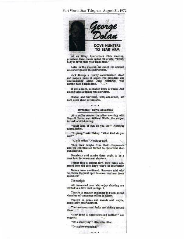 George Dolan - OADH